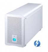NetStor Thunderbolt3 PCIe Expansion NA211TB3 TurboBox TB - Up to 3x PCI-Express v3.0 slots