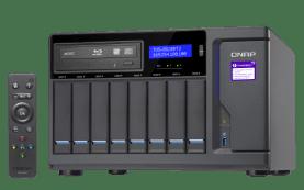 The Optical Media Optimised QNAP TVS-882BRT3 Thunderbolt 3 8-Bay NAS 11