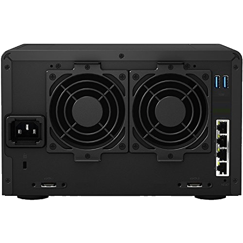 The Synology DS1517 File Server 5-Bay NAS - For those of a business frame of mind9