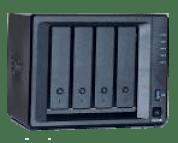 Synology DS918+ Diskstation NAS Server (1) - Edited