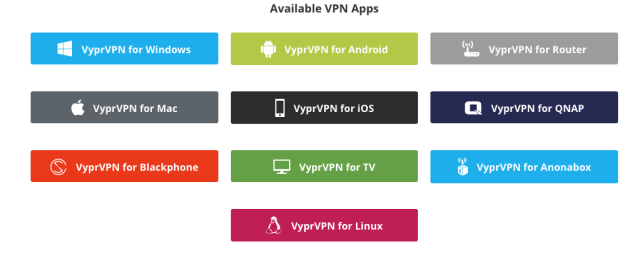 VPN for TV Mobile iPhone Mac Windows console iPad App