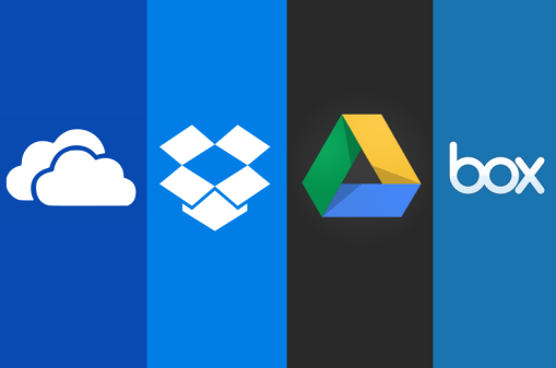 consumer 3rd party cloud storage