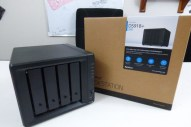 Synology DS918+ NAS Unboxing 13