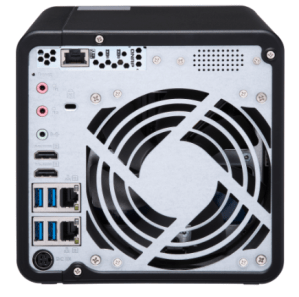 Update on the QNAP TS-453BT3 Thunderbolt 4-Bay NAS 1