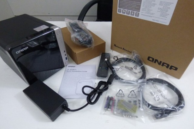 QNAP TS-453BT3 Accessories