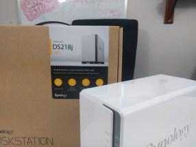 DS218j 2-Bay NAS