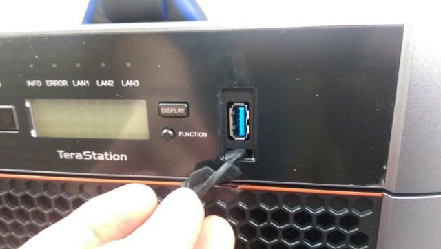 Buffalo TeraStation 5810DN 10Gbe NAS - NAS Compares