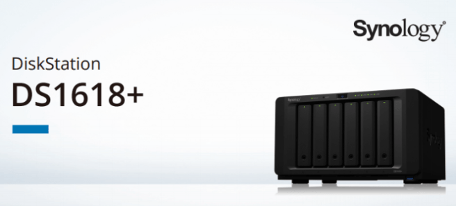 New Synology DS1618+ 6-Bay NAS for £650+, Specs and Details