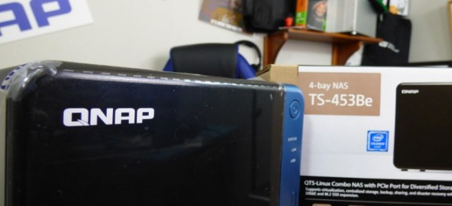 Unboxing the QNAP TS-453Be 4-Bay NAS for 2018 - NAS Compares