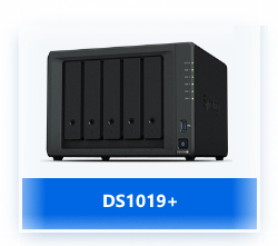 Synology NAS Devices 2018 and 2019 -
