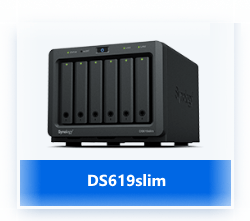 Specifications Update on the Synology DS619Slim - VERY