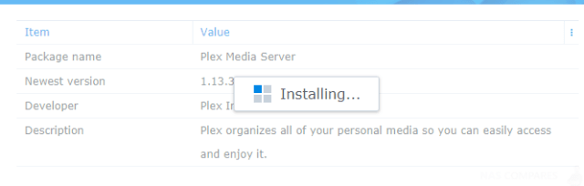 Synology DS418 NAS PLEX Installation Guide - Step by Step - NAS Compares