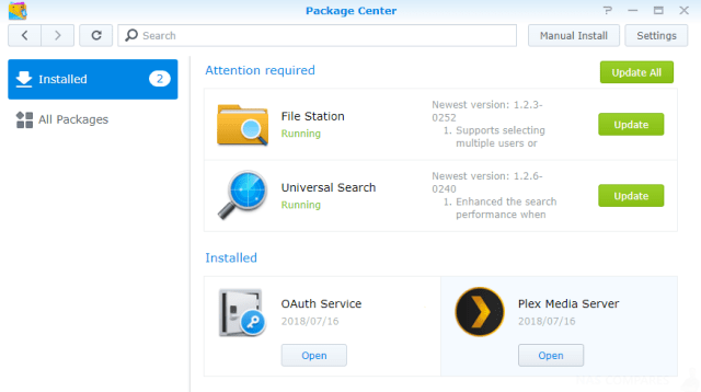 Synology DS418 NAS PLEX Installation Guide - Step by Step