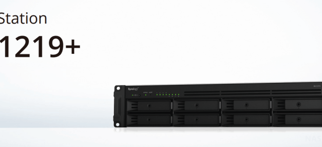 Synology RS1219+ Rackstation NAS - Specs and Data Sheet - NAS