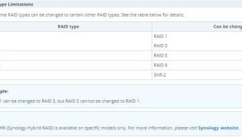 SHR vs SHR2 and ext4 vs Btrfs - NAS Compares