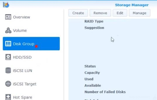 pool degraded error Synology - NAS Compares