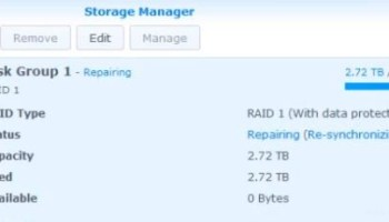 Change from Raid 6 to SHR - NAS Compares