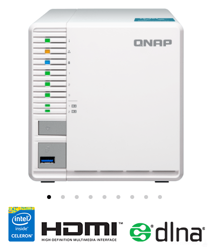 QNAP TS-351 NAS - Brand New HDMI NAS for 2018/19 - NAS Compares