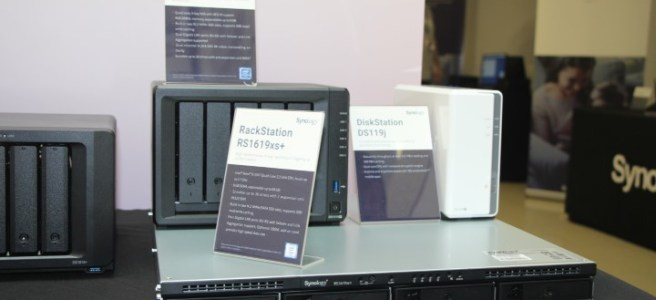 Synology 2019 UK Launch Event Round-up - NAS Compares