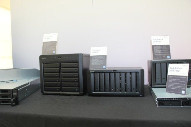 Synology DS1819+ NAS for Business Storage - NAS Compares