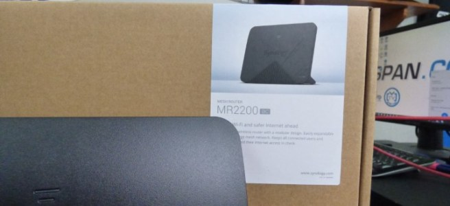 The Synology MR2200ac Mesh Router Unboxing and Mesh