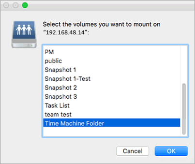 Guide to Synology NAS with Time Machine - NAS Compares