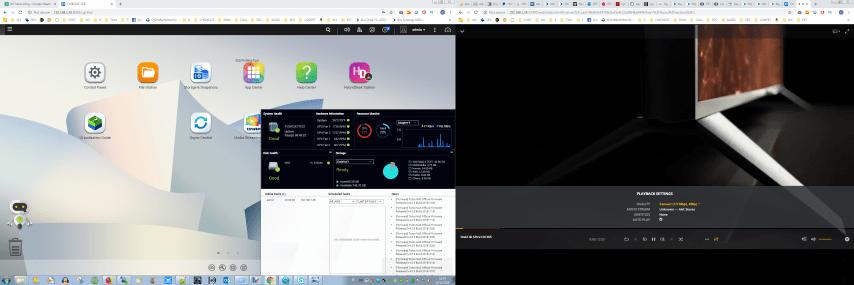 QNAP TVS-672XT NAS Plex Tests for 4K and 1080p - NAS Compares