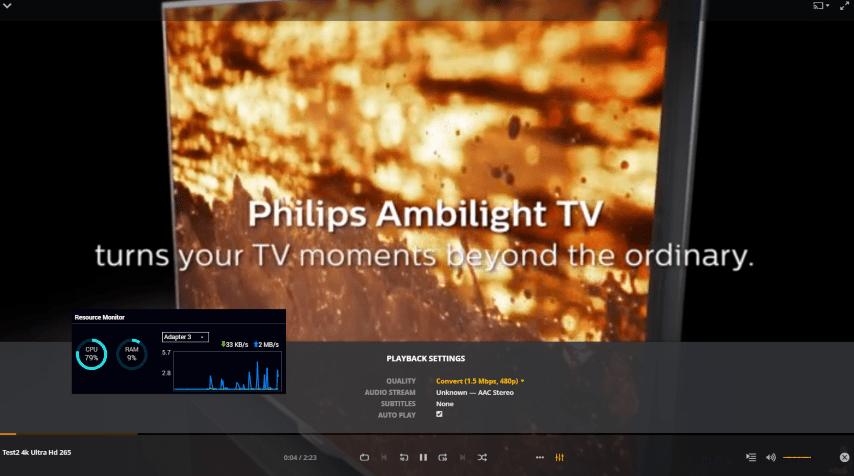 QNAP TVS-872XT NAS Plex Tests - NAS Compares
