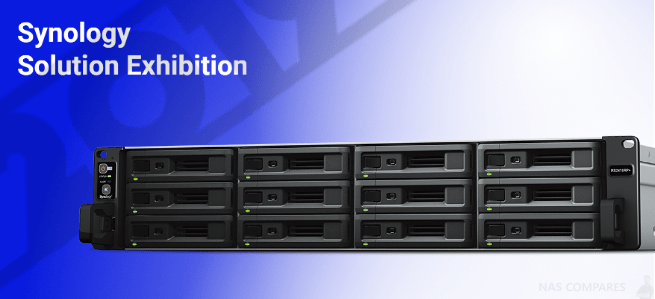 The UC3200 RackStation NAS from Synology Finally Revealed - NAS Compares