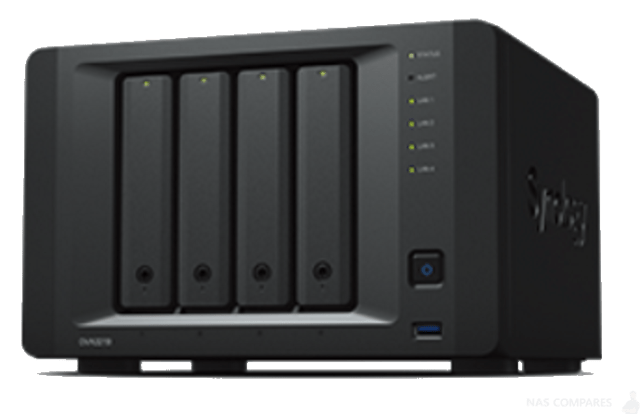 New Synology DS220+, DVA3219, FS6400 and UC3200 NAS Revealed