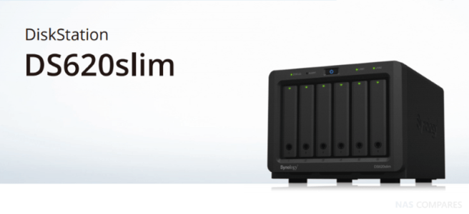 Synology DS620slim NAS Drive Price, Specifications and Details - NAS