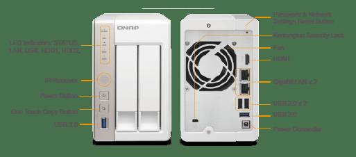 QNAP TS-251 - NAS Compares