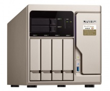 "Qnap Desktop NAS TS-677-1600-8G 6-Bay (4x 3.5"", 2x 2.5""), RAID 0/1/5/6 (8GB RAM, Ryzen 5 1600)"