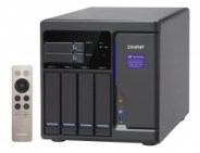 "Qnap Desktop NAS TVS-682-i3-8G 6-Bay (4x 3.5"", 2x 2.5""), RAID 0/1/5/6 (8GB RAM, Core i3)"