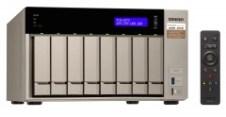 Qnap Desktop NAS TVS-873-8G 8-Bay, RAID 0/1/5/6 (8GB RAM, AMD RX-421BD)