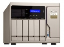 "Qnap Desktop NAS TS-877-1700-16G 8-Bay (6x 3.5"", 2x 2.5""), RAID 0/1/5/6 (16GB RAM, Ryzen 7 1700)"