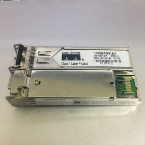 Cisco GLC-SX-MM 1000Base-SX SFP Fibre Channel Transceiver Module 30-1301-01