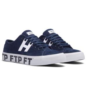 FTP x HUF Hupper 2 Lo Dark Navy