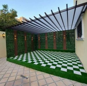 عشب / جداري/ للأسطح