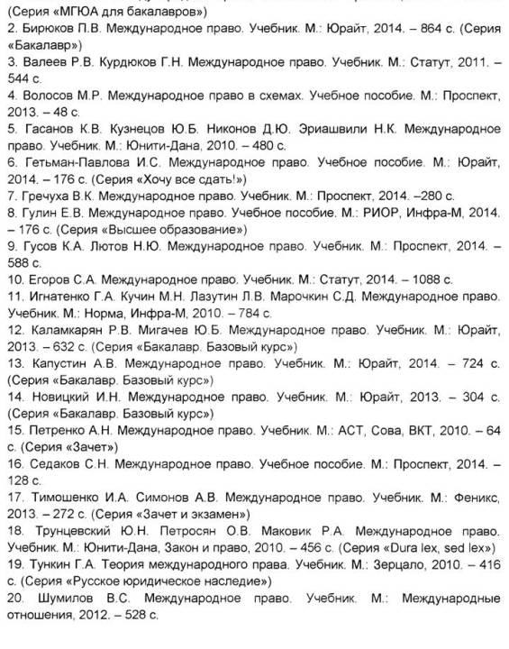 spisok-literatury-2014-po-mezhdunarodnomu-pravu