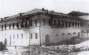 Шуши. Гимназия Гукасян