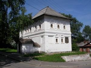 Палаты купца Чатыгина. Здесь останавливался Петр I