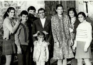 Семья  Василя  и  Айкуш Шахназарян