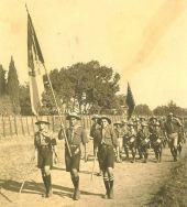 Первое шествие Homenetmen скаутов в Константинополе (1918)