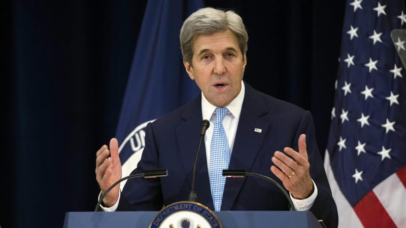 Kerry's speech came just days after US abstained from a UN vote on settlements [EPA]