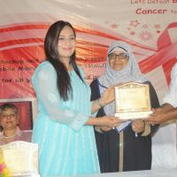 Naari Foundation runs a Breast Cancer awareness campaign
