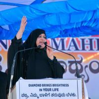 MEP's Dr. Nowhera Shaik campaigns for upcoming elections in Chikkaballapur