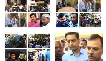 Janardhan Reddy released | Nasheman