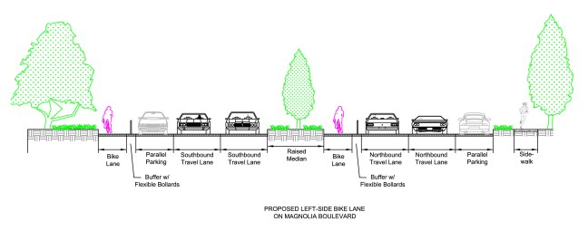 Proposed_Left-Side_Bike_Lane_Cross-Sections-01
