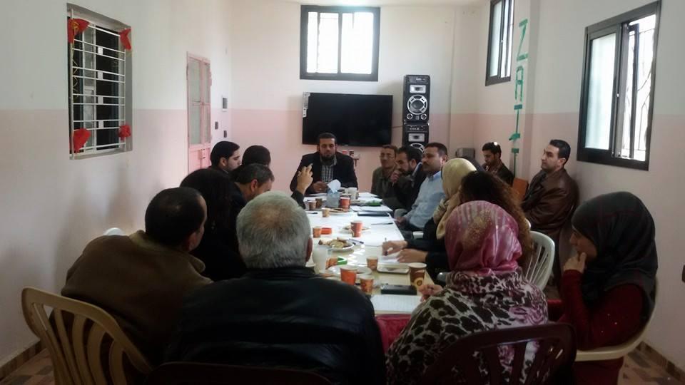 مؤسسات فلسطينية تستعد لإحياء يوم الأرض